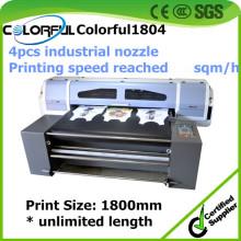 Digital Wide Format Conveyor Flax Printer Price