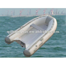 kleinen Fiberglasrumpf RIB Boot HH-RIB270 mit CE-Kennzeichnung