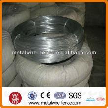 Arame de ferro galvanizado vinculativo