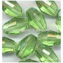 Perles d'olive cristallines de qualité AAA