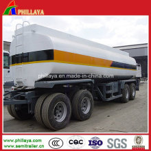 2-3axle Carbon Steel Fuel Tanks (PLY9834)