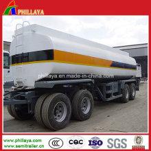 2-3axle réservoirs de carburant en acier carbone (PLY9834)