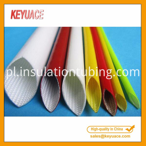 Silicone Rubber Insulation Tube
