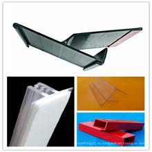 Пластиковая экструзия, ПВХ, ПП. PE, изделия из ABS, гибкая трубка (PLAD-003)