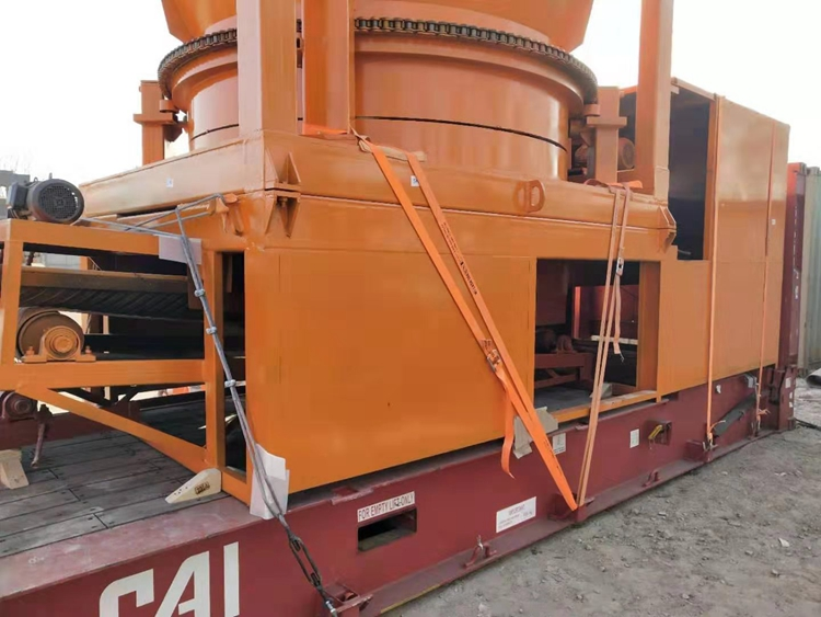 2800 Wood Disc Crusher