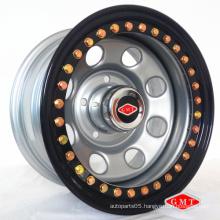 High Quality and Cheap Price 15X8 Steel Beadlock Wheel Rims