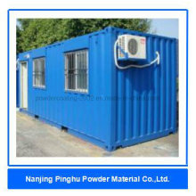 Blue Industrial Polyester Powder Paints