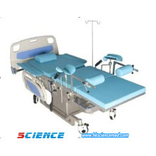 Electric Gynecological Operation Table Bed Sc-GB02
