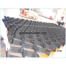 Reinforced High Density Plastic HDPE Geocell for Roadbed (CE certificate)