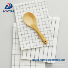 Vente chaude 100% coton brodé plat lavage tissu
