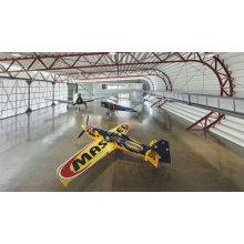 Showroom de helicóptero de metal pré-fabricado (KXD-SSB1332)