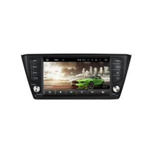 Car DVD Player For Skoda Fabia 2015-2017