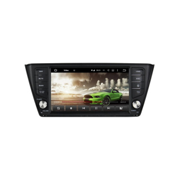 Car DVD Player For Skoda Fabia 2015-2017