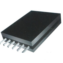 Correa transportadora de cable de acero St800 para alta velocidad