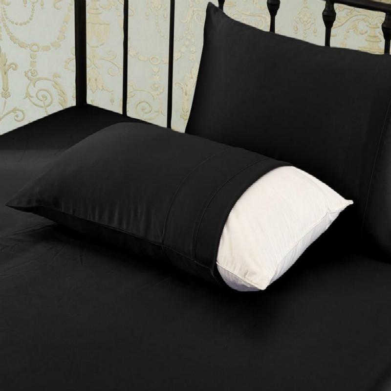 Black3 Pillowcase