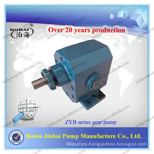 ZYB series boiler ignition diesel oil gear pump