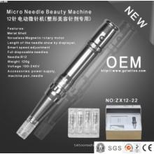 Auto Skin Care Derma stylo à aiguille micro motorisé