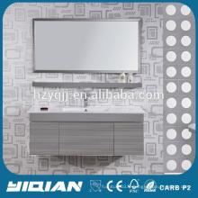 Hangzhou Factory Cheap Steel Mirror Vanity pour toilette Hangzhou Bathroom Steel Toilet Vanity