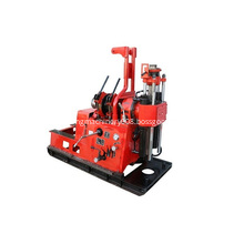Wheel Type Portable Water Well Drilling Rig