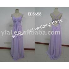 2011 новый дизайн вечернее платье Леопард зерна ED5658
