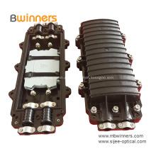 24 junções de cabo de fibra óptica ao ar livre do núcleo