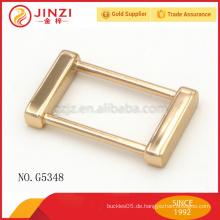 2015 Fancy Licht Gold Metall Tasche Wölbung