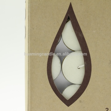 Venta al por mayor Tealight Candle White Color