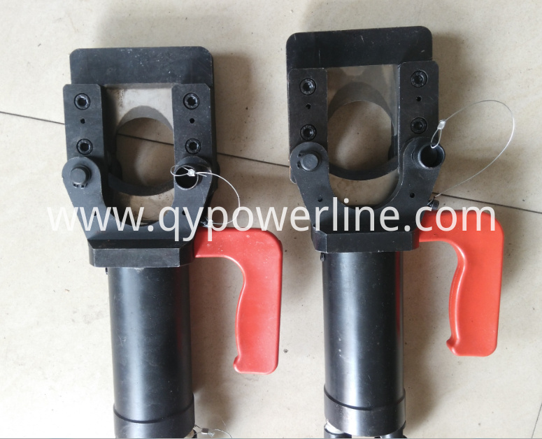 Electric Hydraulic Wire Rope Cutter 56mm