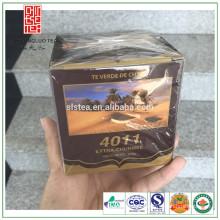 china chá verde com padrão da UE para a espanha