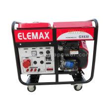 8kVA ao original 15kVA para o grupo de gerador da gasolina de Honda Gx630