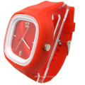 2013 Most Popular Custom Lady Women Silicone Watches