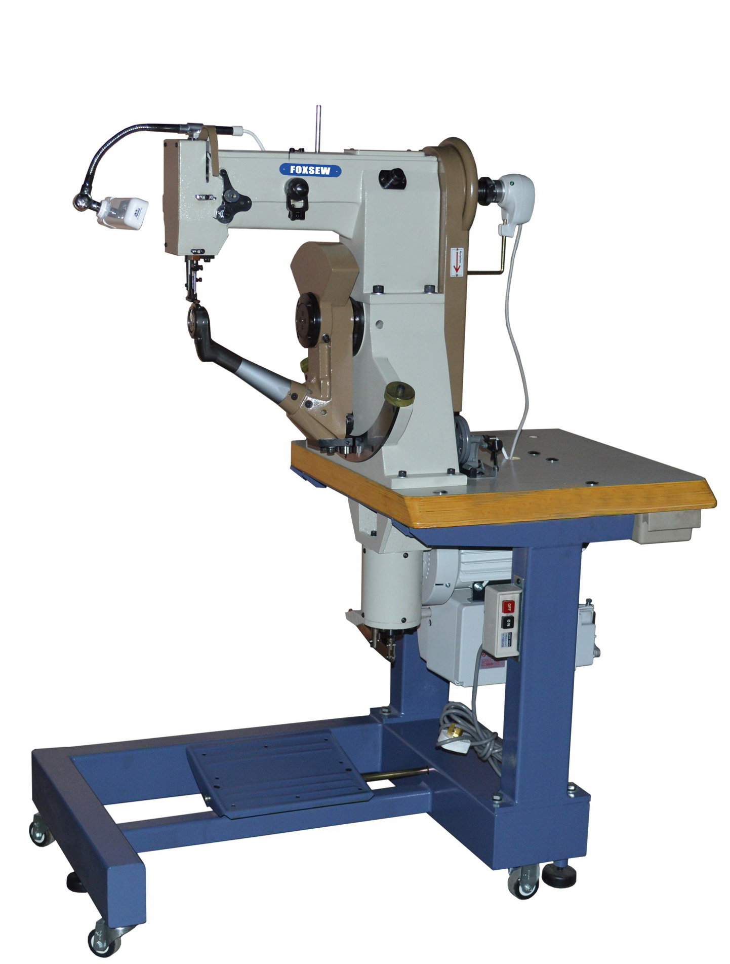 KD-168 Side Seam Sole Stitching Machine