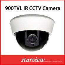 900tvl CMOS IR Varifocal cúpula de plástico CCTV cámara de seguridad