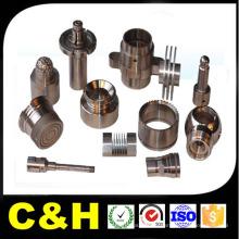 Части CNC, вращающиеся из нержавеющей стали / SUS304 / SUS201 / SUS316