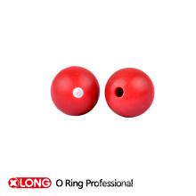 Popular design fashion red unique solid ball