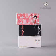 Custom+made+hardboard+pink+eyelash+box+packaging