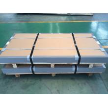 Feuille d'acier galvanisée prépainée pour appareils électroménagers blancs
