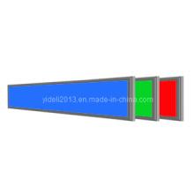 32W Gradable RGB 5050 SMD LED Plafonnier plat Light 1200 * 200 (mm)