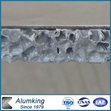 Réduction du bruit, cellule ouverte, mousse d'aluminium