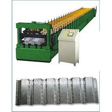 Rollo de cubierta de suelo QJ 600 que forma la máquina