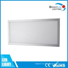 White Frame 600X1200 LED Deckenleuchte Panel Panel Light 60W LED