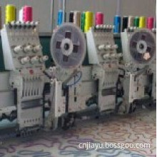 Chenille Embroidery Fabric Device
