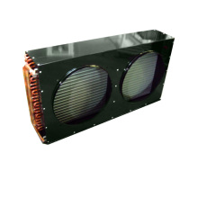 Mit Cold Storage Air-Coolled Condenser (CA-0.6 / 2, CA-0.6 / 2)