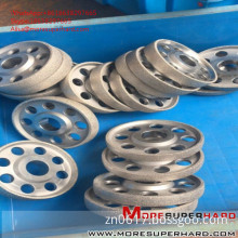 Vacuum welded diamond grinding wheel  for all kinds of stone product