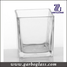 Candle Holder, Candle Vase, Clear Glass Cup (GB2250-3)