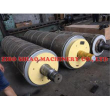 Stone Roll , Paper Mill Rolls for Dewatering Paper Machine