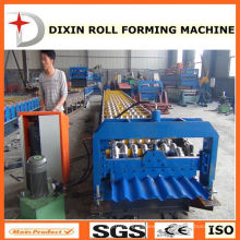 Aluminium Roofing Sheet Corrugating Iron Sheet Making Machine