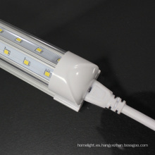 Tubo de 1200 mm de alto brillo LED T8