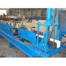 Máquina de formação de rolo de downspout, máquina de rolo de descarga