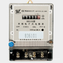 Bi-Directional Energy Meter with Anti-Tamper Function